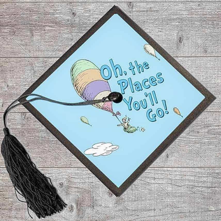 graduation cap ideas for teachers