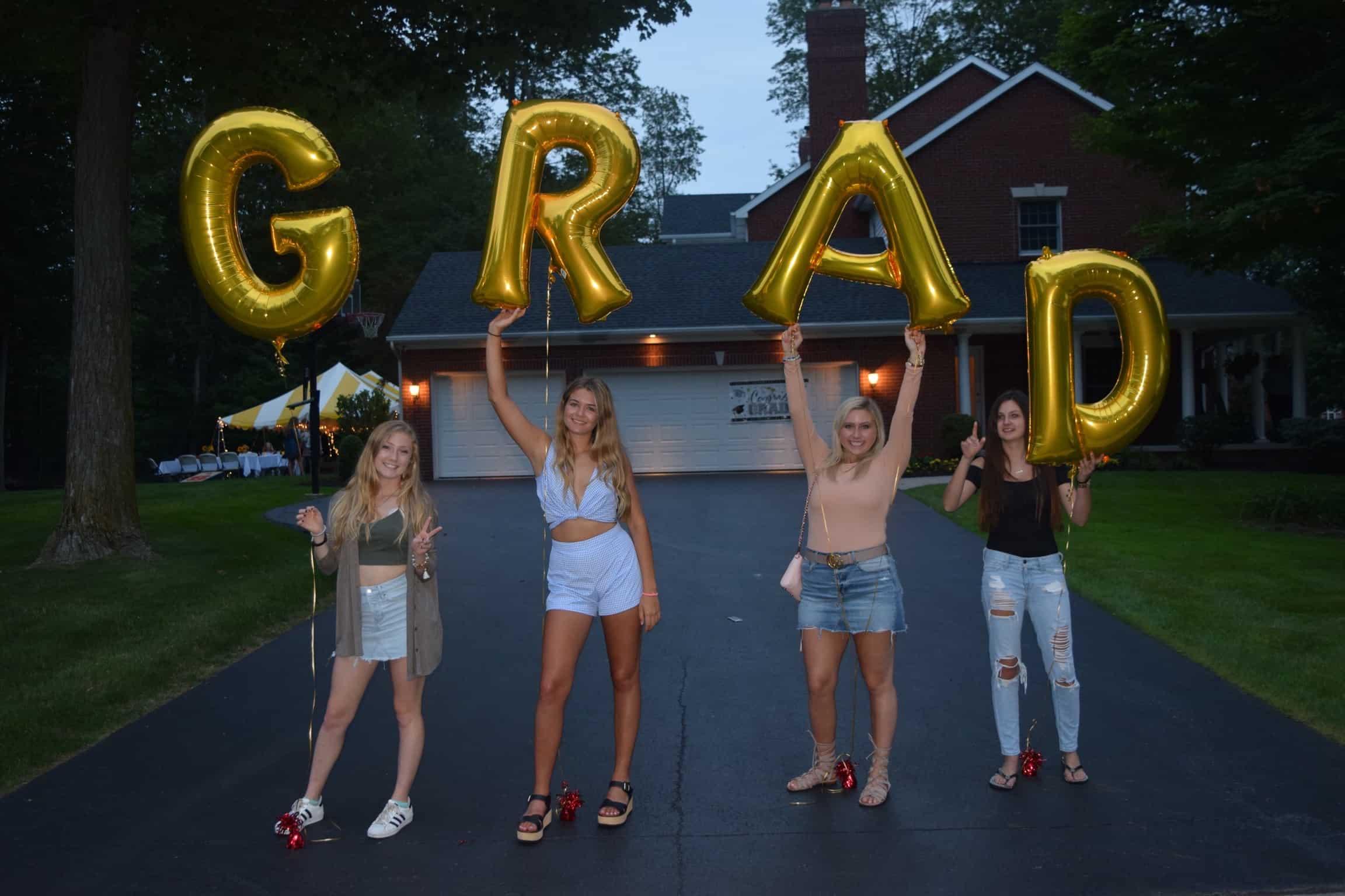 graduation party 2020