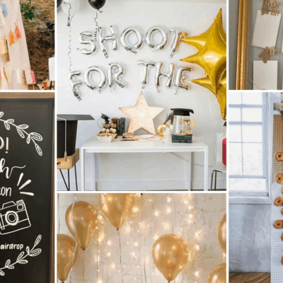 21 Graduation Party Decor Ideas That You Have To Use This Graduation Season