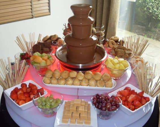 graduation party food desserts
