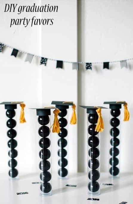 graduation party ideas party favors