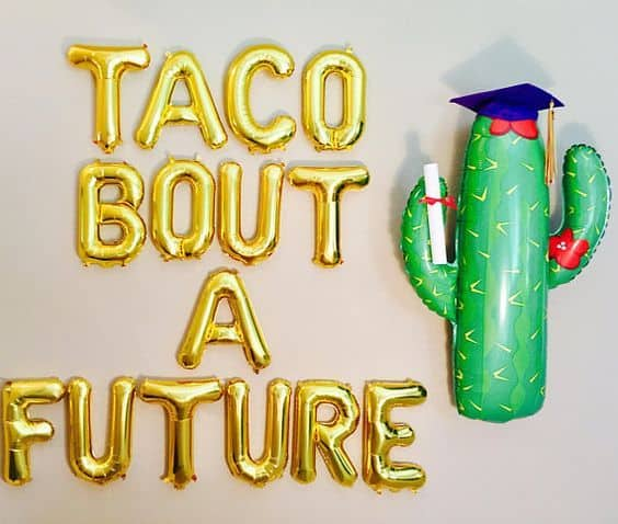 graduation party theme for girls