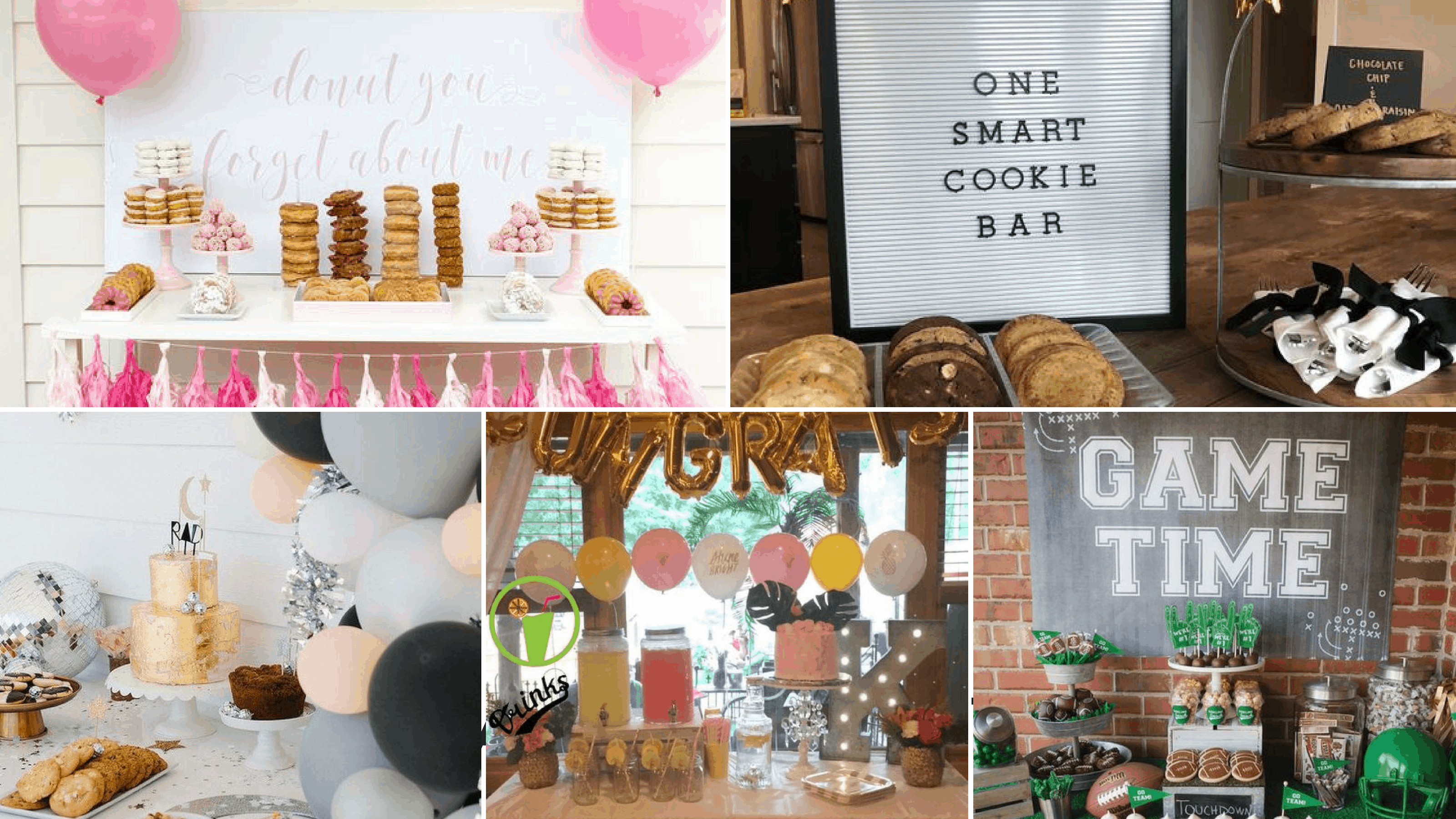 21 Best Graduation Party Themes To Use This Year By Sophia Lee