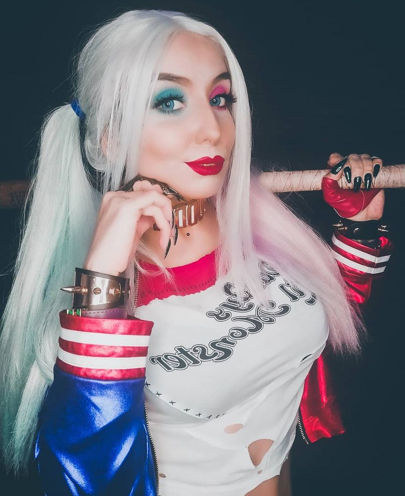 harley quinn halloween costumes 2021