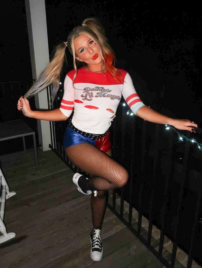 trendy halloween costumes for college girls