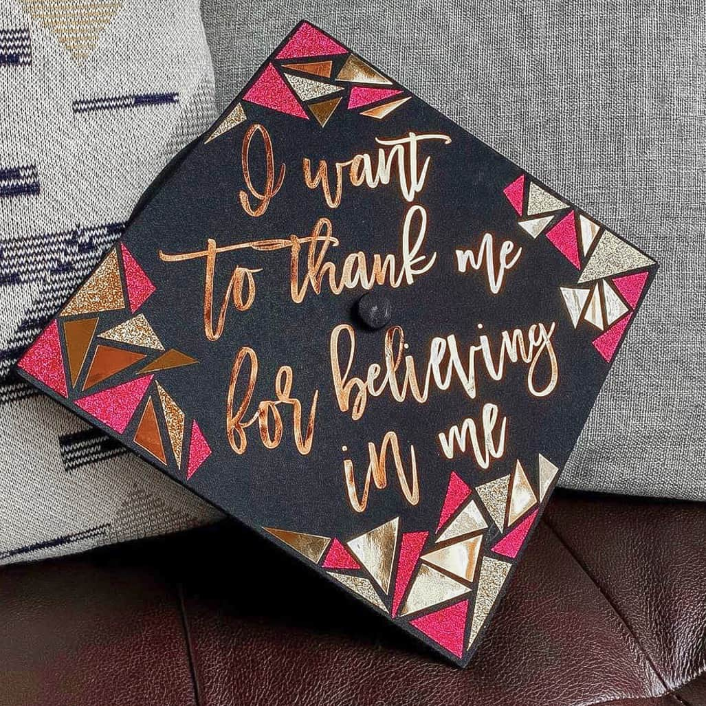 high school graduation cap ideas