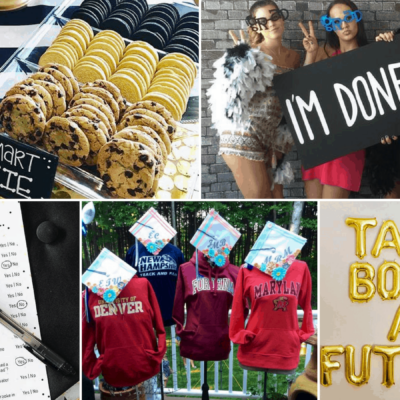 26 Insanely Creative High School Graduation Party Ideas