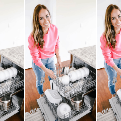 A Step-By-Step Guide On How To Load A Dishwasher