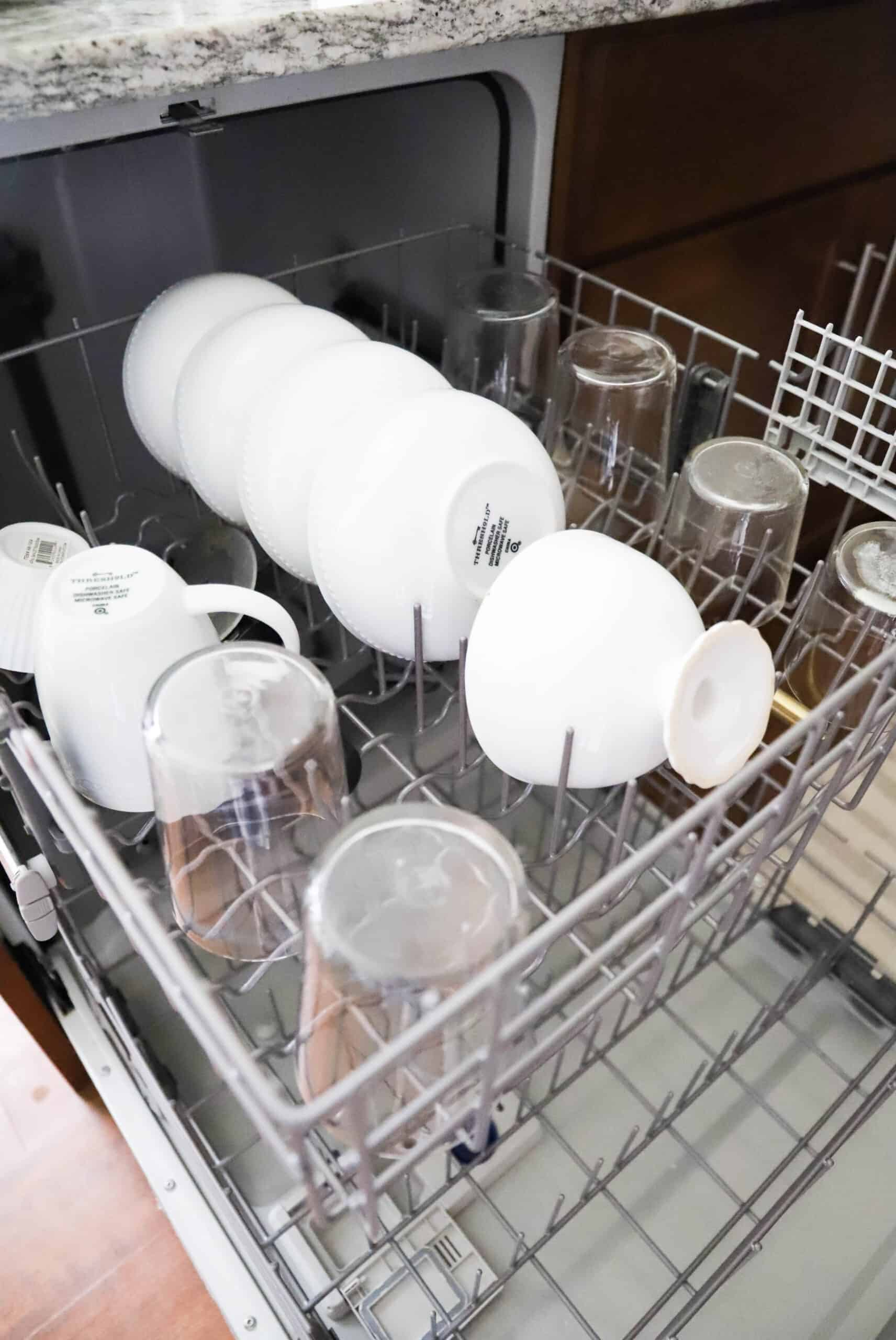 how to load a dishwasher bosch