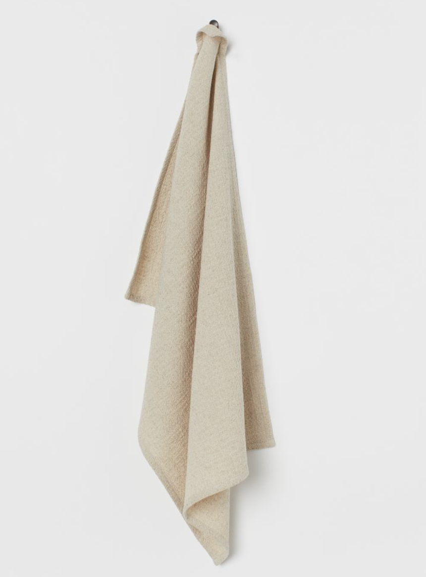 kitchen hanging towels