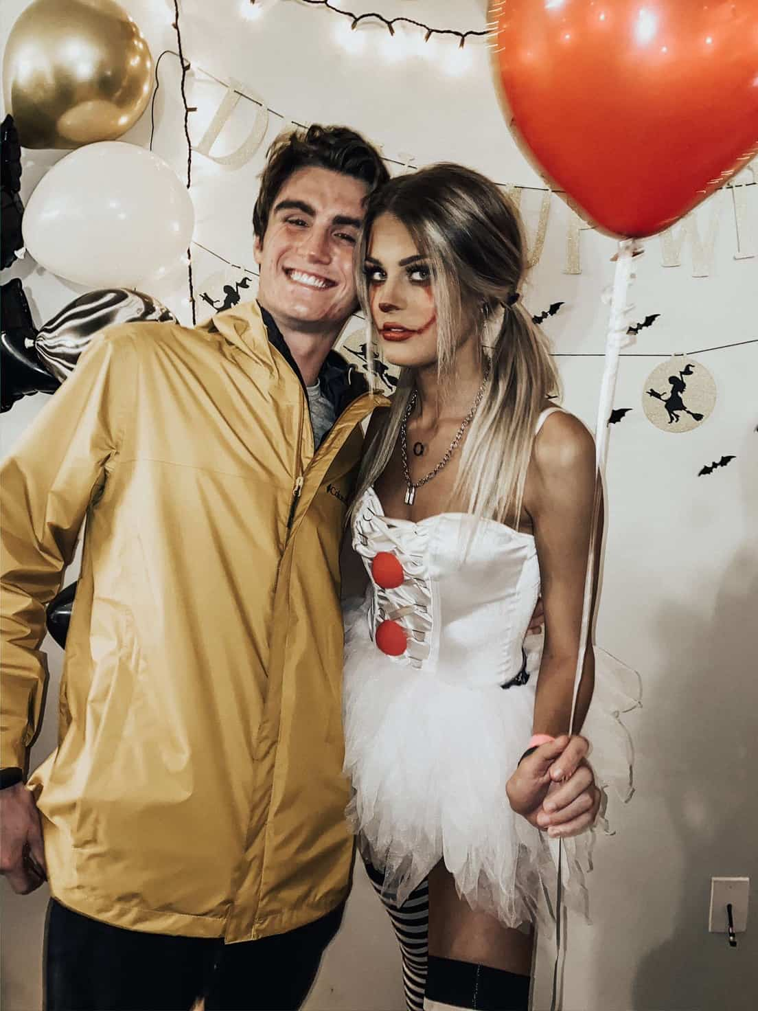 last minute college halloween costumes for couples