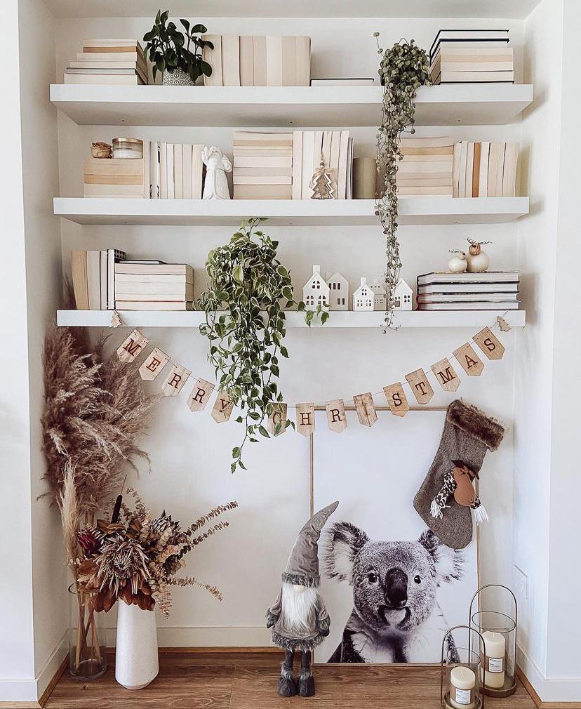 white christmas decorations ideas