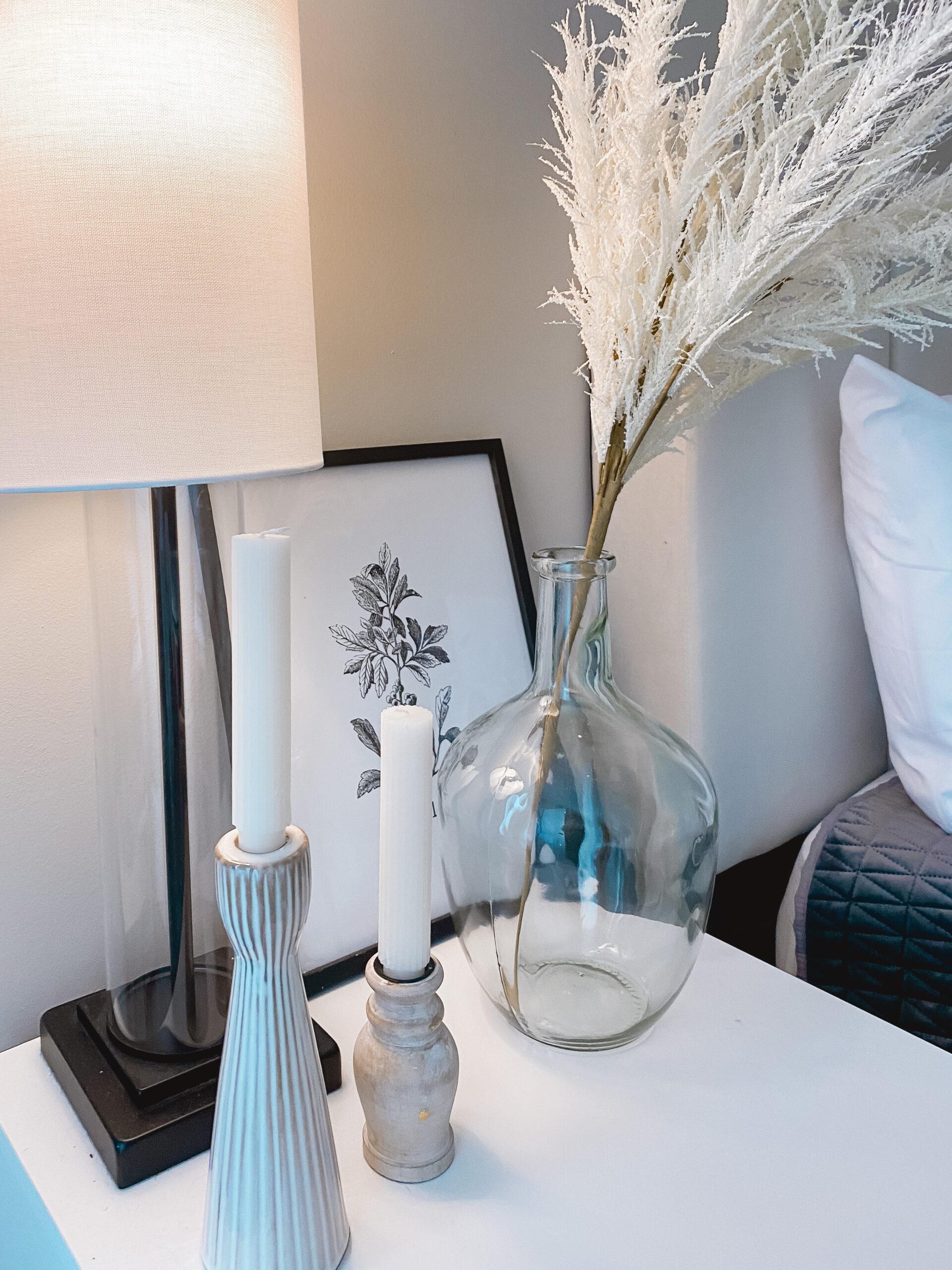 nightstand decor ideas