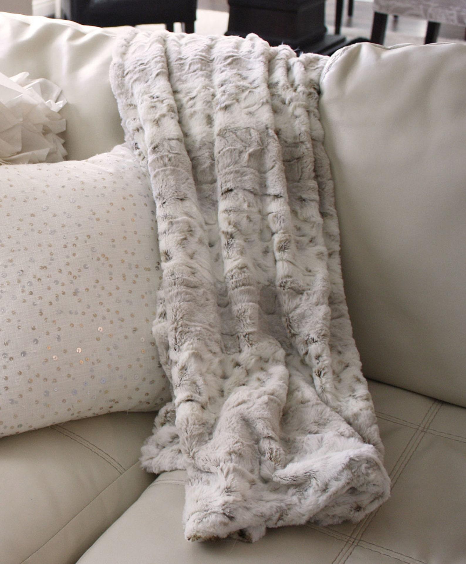 neutral throw blankets