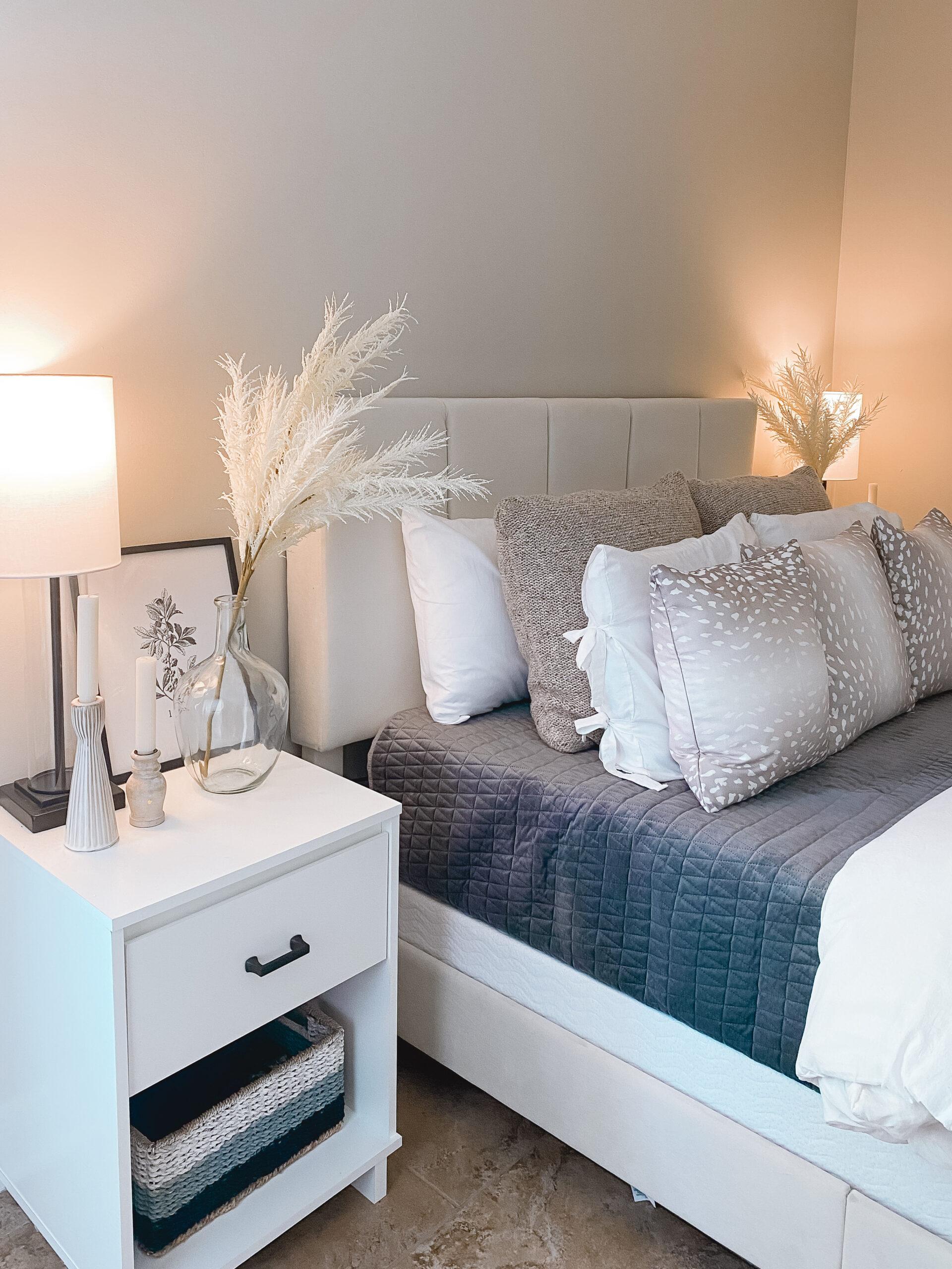 charli's college bedroom