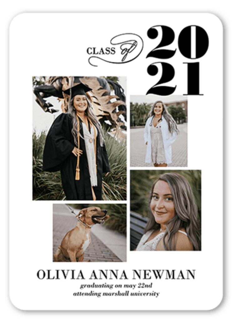 nursing school graduation announcements