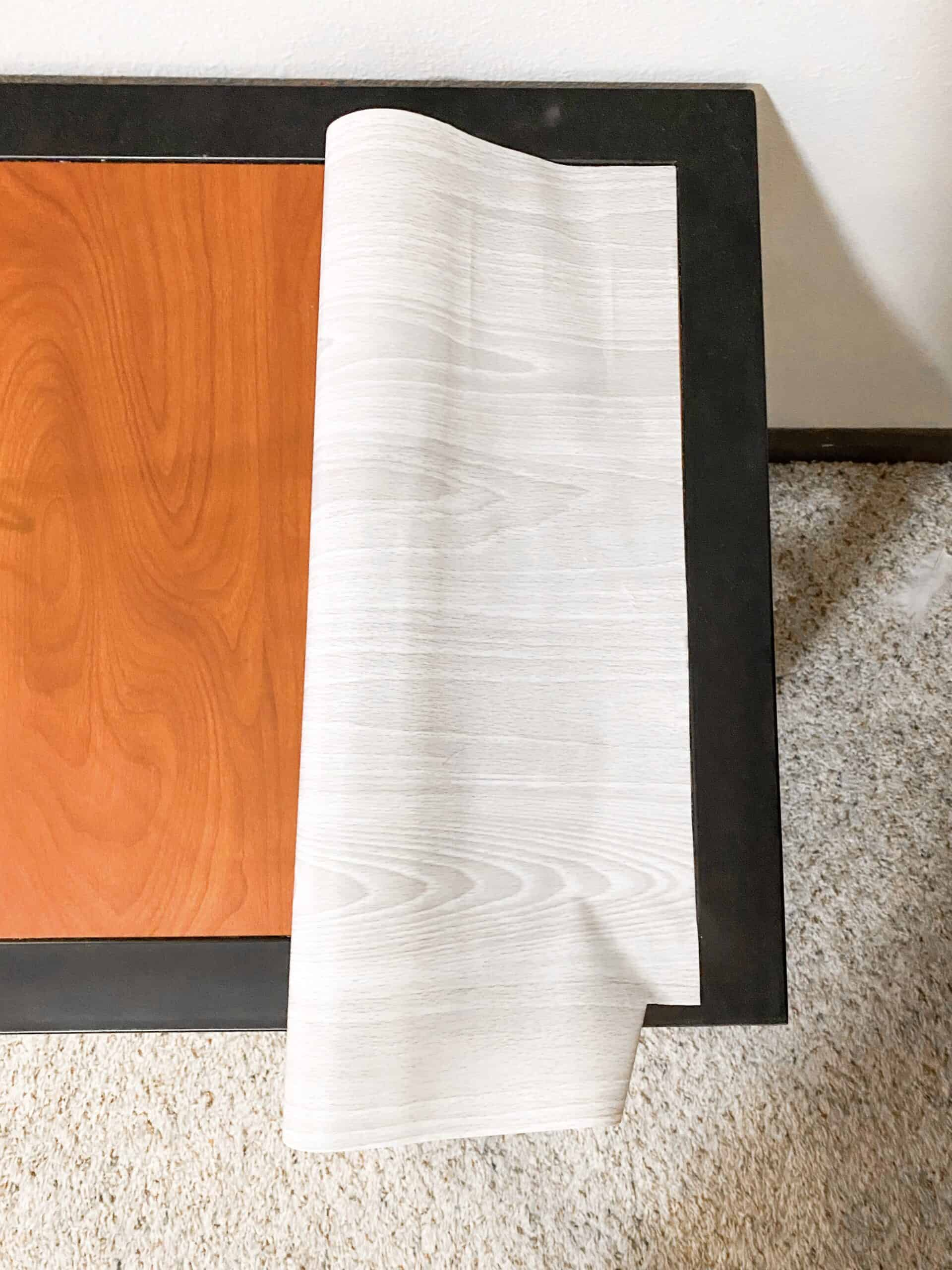 contact paper furniture