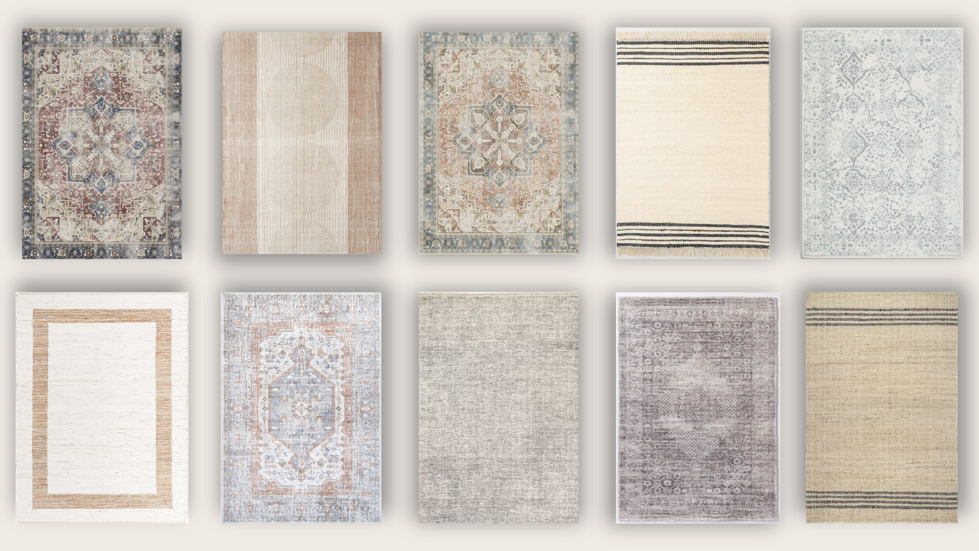 places to buy rugs