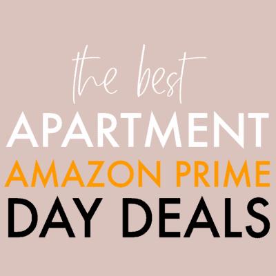 apartment amazon prime day deals