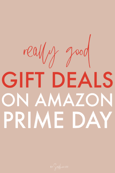 prime day gift ideas