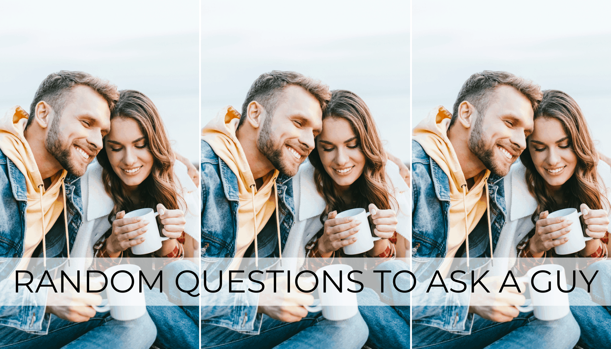 random questions to ask a guy