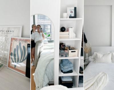 nyc bedroom tour