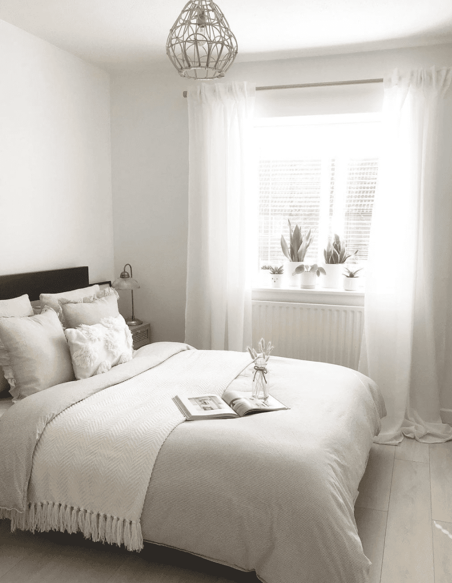 rental bedroom mokeover ideas