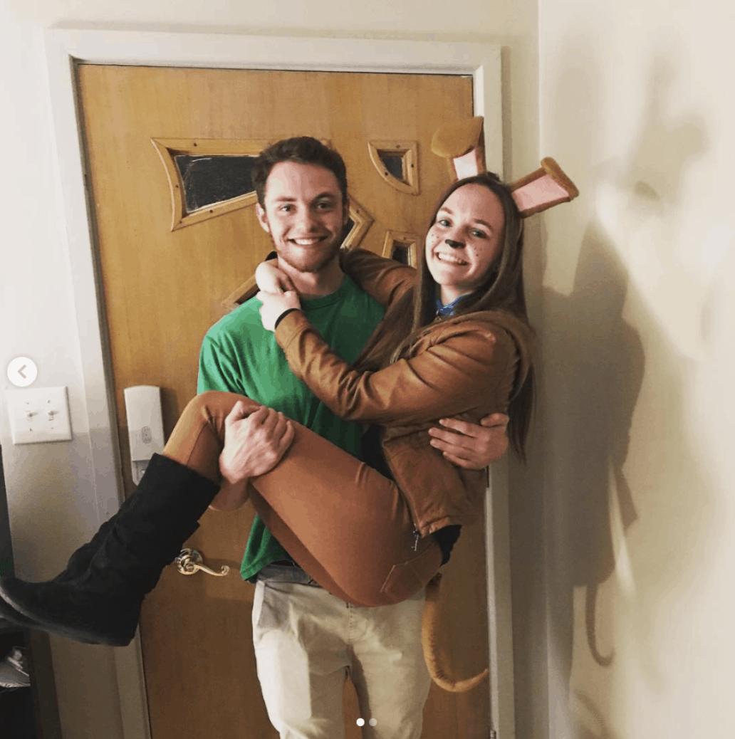 couples costumes easy halloween 2020