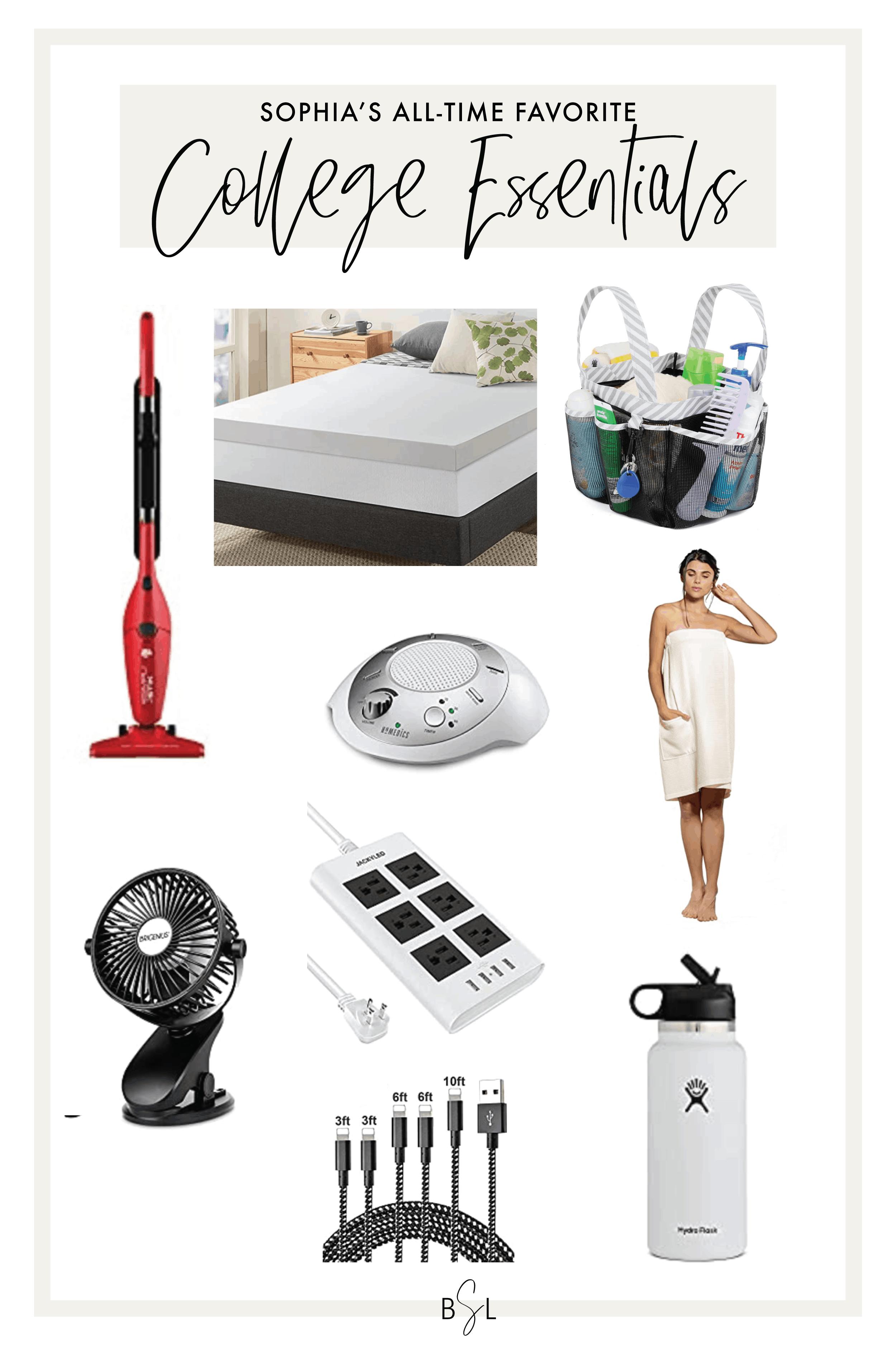 by sophia lee college essentials