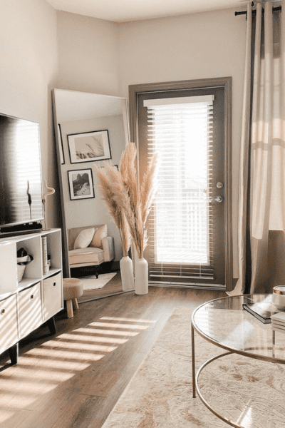 studio apartment decor ideas