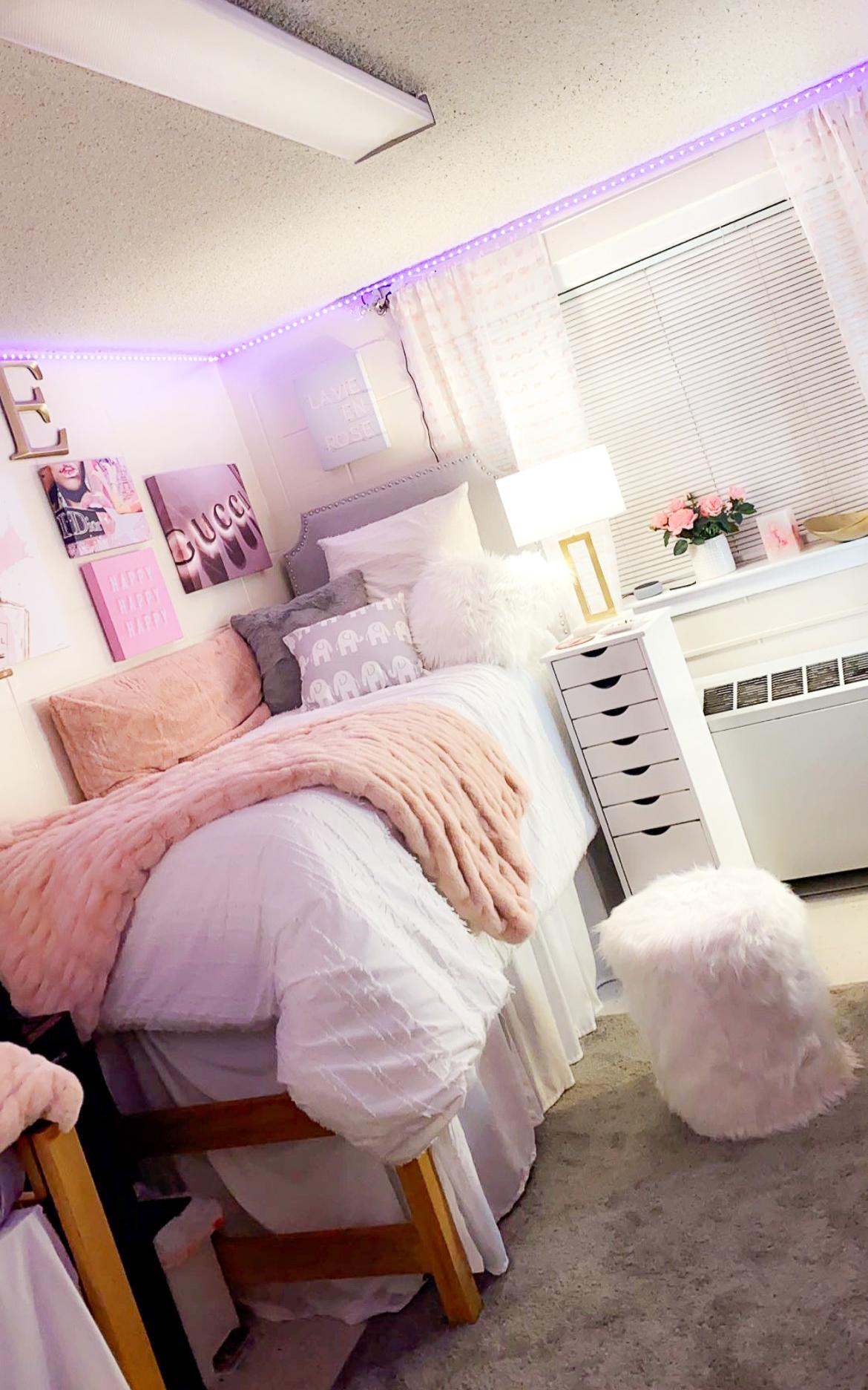 trendy dorm rooms 2021