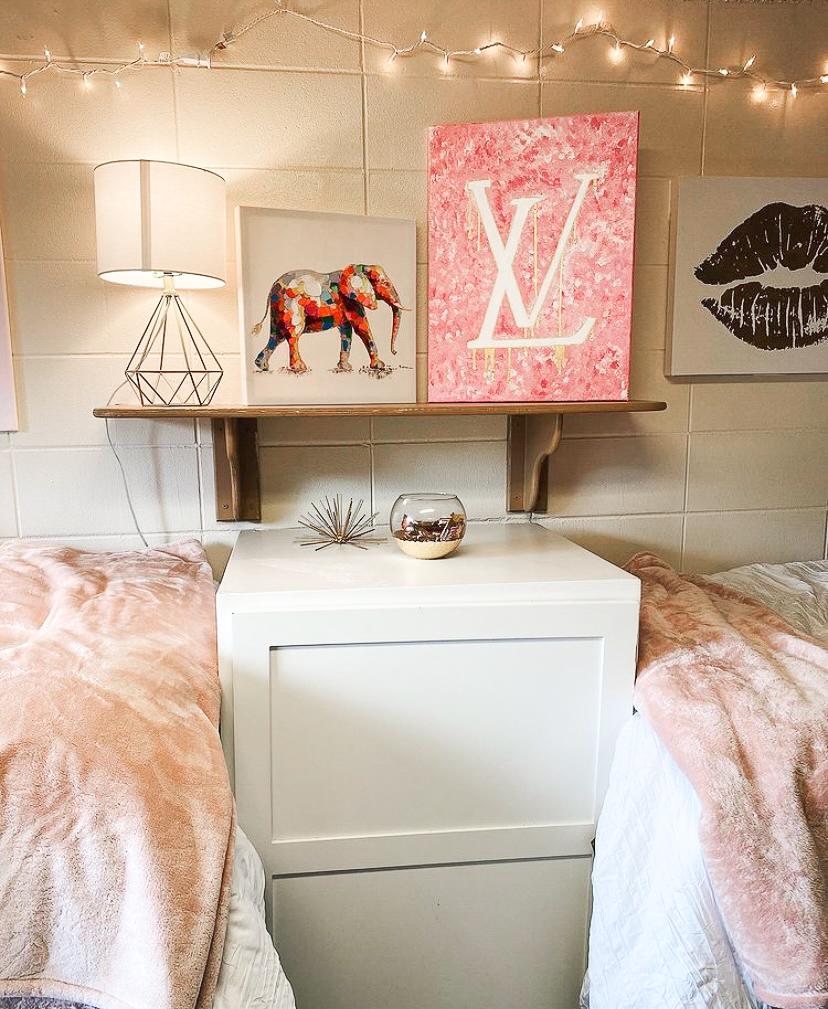 dorm room fridge cabinet