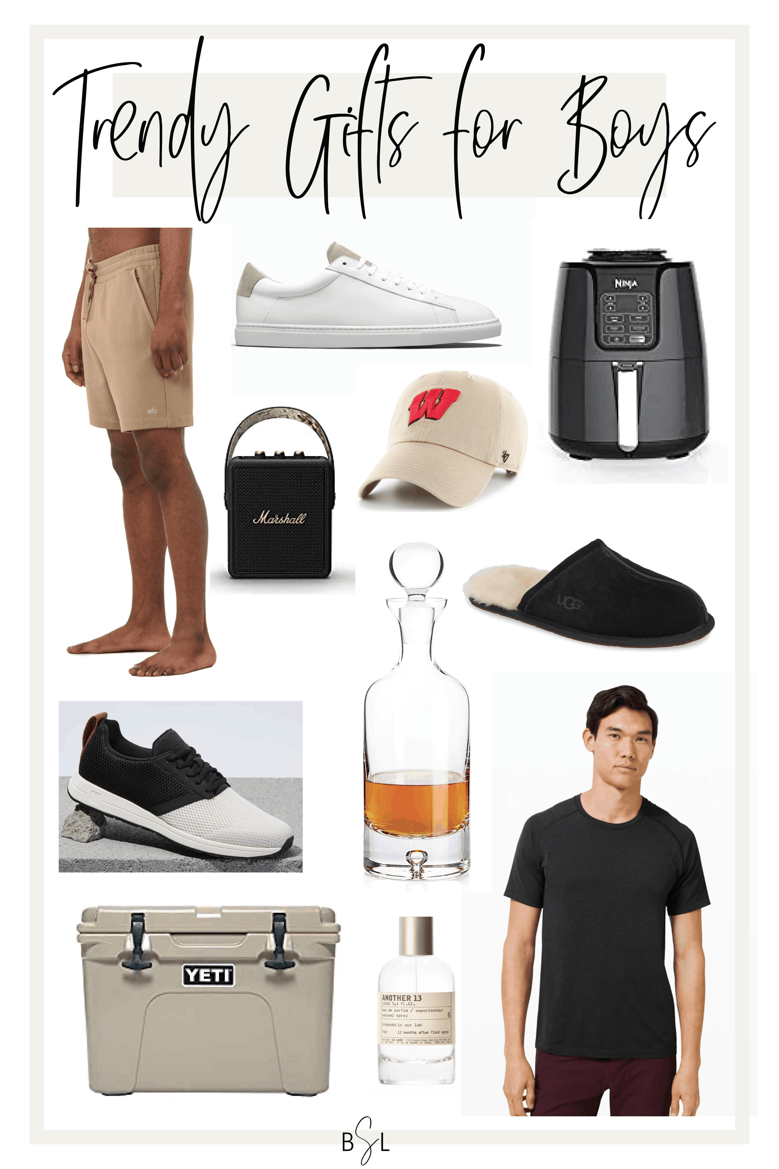 trendy gifts for guys