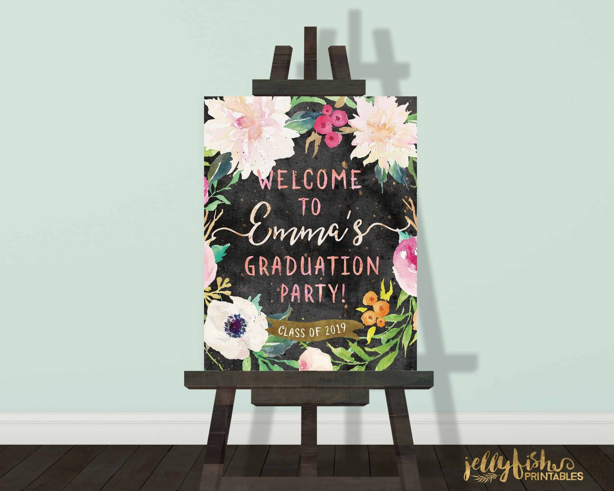 trendy graduation party ideas for girls