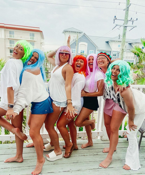 trendy halloween costumes for groups