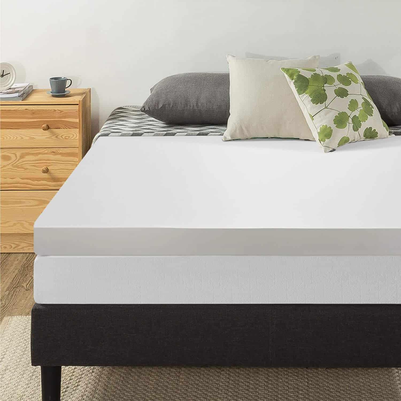 twin xl mattress topper