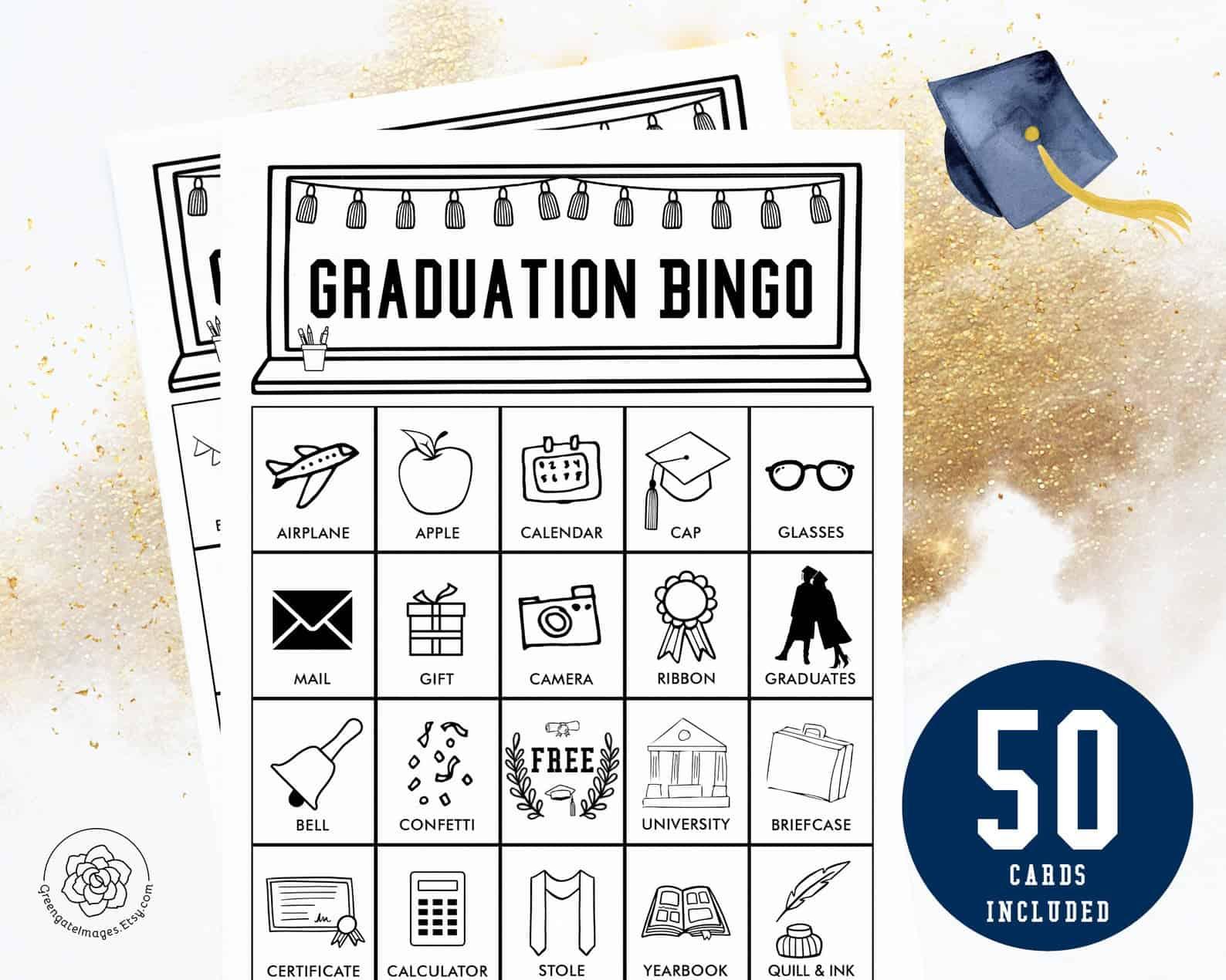 virtual graduation party