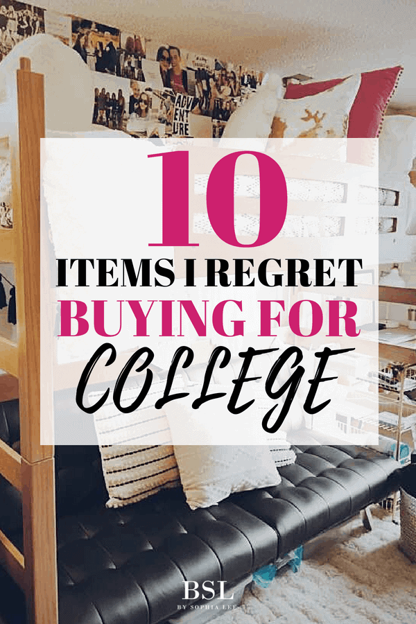what-not-to-bring-to-college-packing-lists