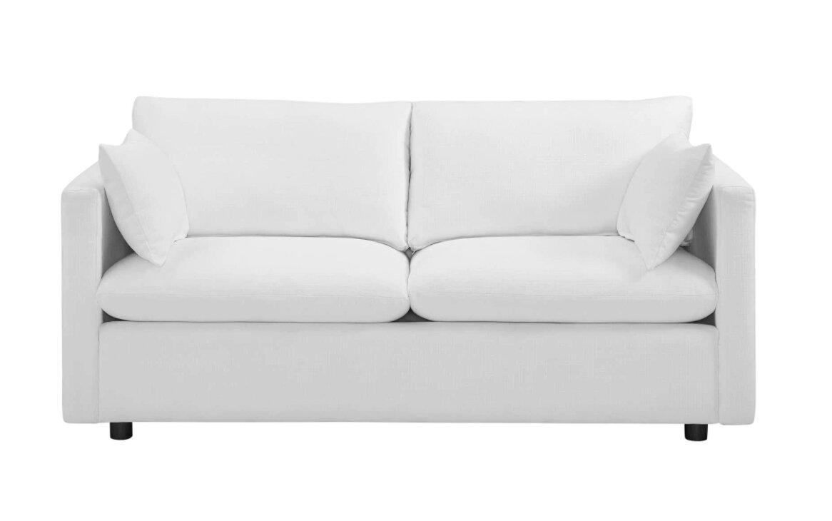 white couches under 1000