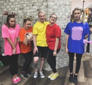 cute halloween group costume ideas