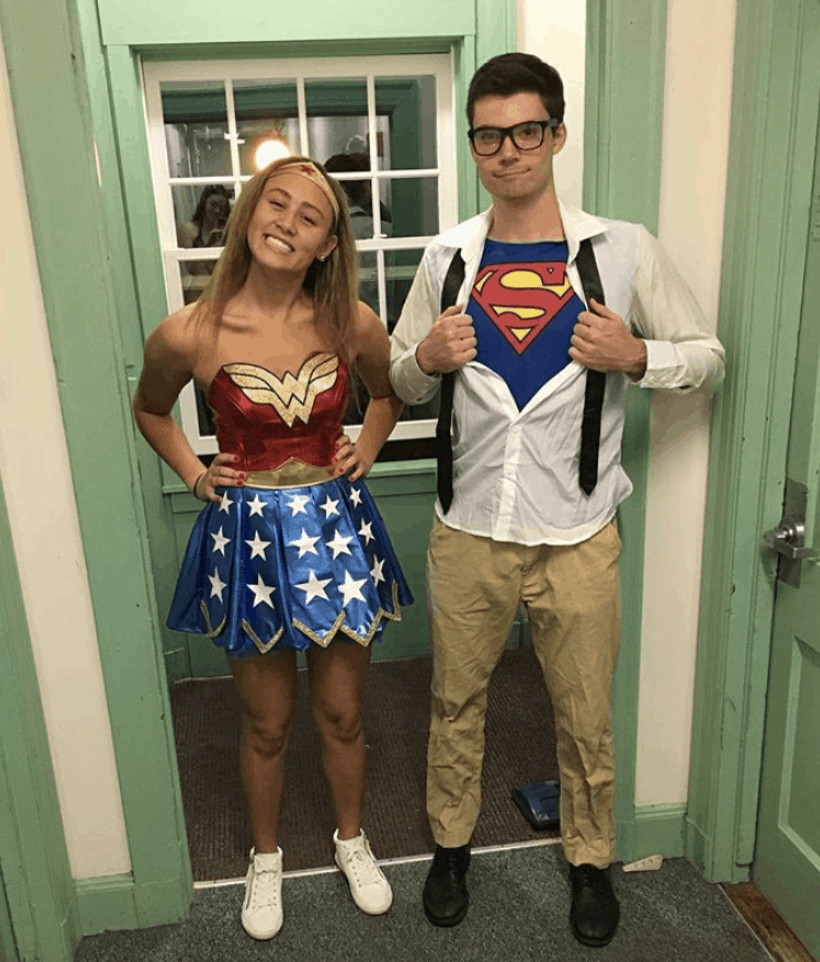 hot college costumes